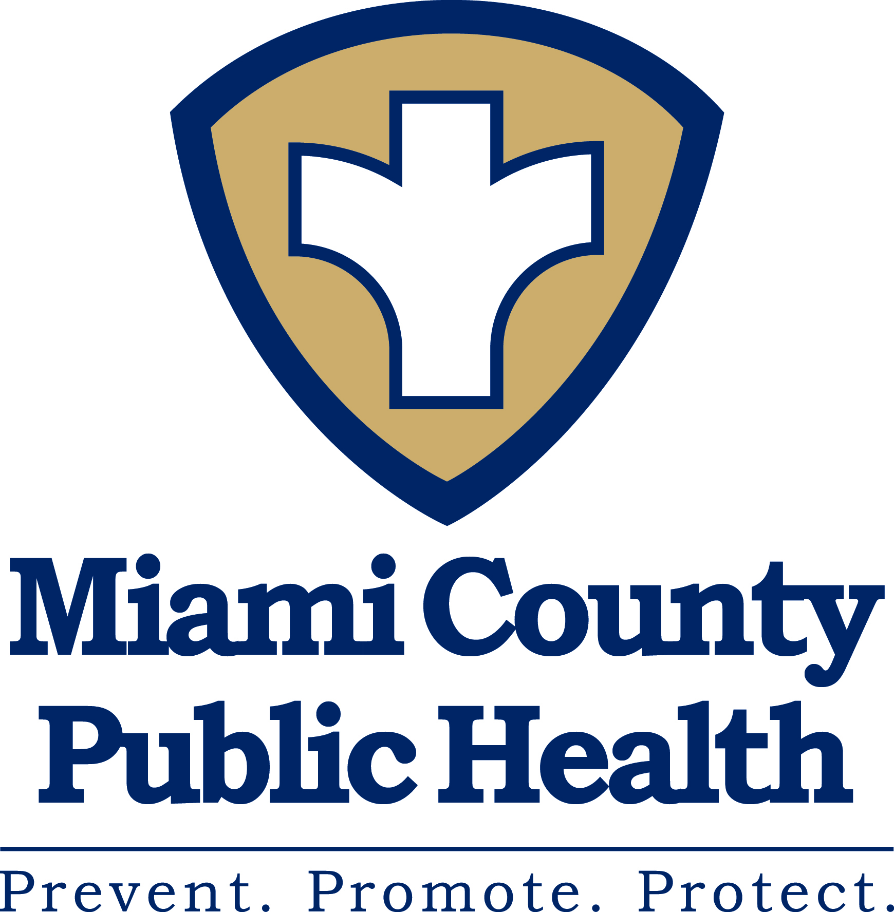 Miami County Public Health Logo