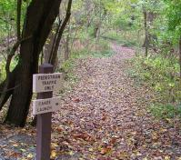 signs in FL Blankenship Riverside Sanctuary