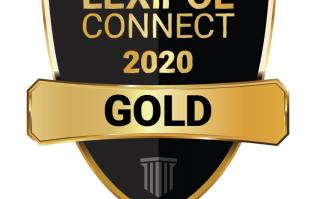 Lexipol Connect Gold Badge